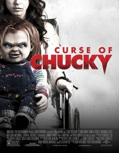 Dourif, Brad - Curse Of Chucky (Dvd/ Ultraviolet) He's back! From the filmmakers that brought you Chucky comes the terrifying return of the. Scary Movies, Hd Movies, Movies To Watch, Movies Online, Movies And Tv Shows, Movie Tv, Awesome Movies, Movies Free, Slasher Movies