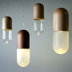 PIL - lampe  Design © Tim Wigmore