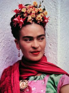 Frida Kahlo wore her heart on her sleeve, though not the way one might think. In real life, as on the canvases of her many self-portraits, Kahlo used fashion to channel her physical and emotional insecurities into statements of strength, heritage, and beauty