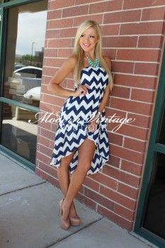 (Pre Sale) MVB Mint and Coral Color Block Chevron Maxi Dress   Dresses - Modern Vintage Boutique