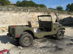 M170 Military Jeep - Photo submitted by Jimmy Parks.