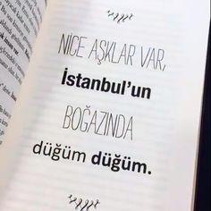 Nice aşklar var, İstanbul'un boğazında düğüm düğüm.  (Kaynak: Instagram - songulunnotlari)  #sözler #anlamlısözler #güzelsözler #manalısözler #özlüsözler #alıntı #alıntılar #alıntıdır #alıntısözler #şiir #edebiyat