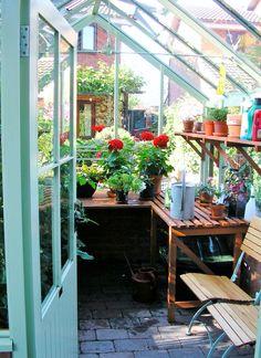 #garden #greenhouse #landscape #gardening #plants #seeds #growing #flowers #traditional #edwardian