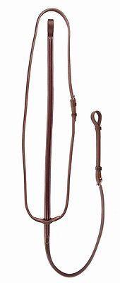 Martingales and Breastplates 47278: Henri De Rivel Plain Raised Standing Martingale Oakbark Oversized -> BUY IT NOW ONLY: $49.46 on eBay!