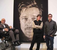 The market for the neglected medium is still limited By Daniel Grant. Art Market, Issue 265, February 2015 Published online: 14 February 2015 Chuck Close with Donald Farnsworth (director of Magnolia Editions) and Brad Pitt in front of Close's tapestry … Continued