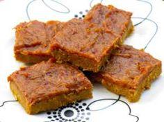 EPumpkin Caramel Bars 50 mostly grain free Pumpkin Recipes