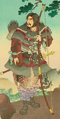 Shinto Week!Ginko AdachiEmperor Jinmu - Stories from...
