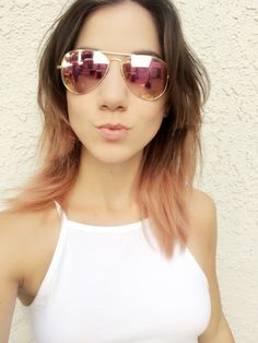 Rose+Gold+Hair+|+New+Fall+Hair+Trend+You'll+Fall+In+Love+WithFacebookGoogle+InstagramPinterestTumblrTwitterYouTube