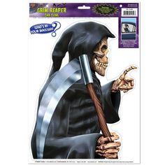 Grim Reaper Fensterfolie