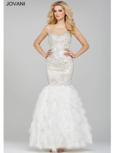 Jovani 32079 prom dress 2016 | Find this gown and more Jovani 2016 prom dresses at www.henris.com