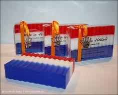Zelfmaken: Typisch Hollandse Koninginnedag Zeep!!
