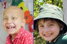"""Woman describes how her daughter's cancer doesn't end even when she looks """"well"""" again."""