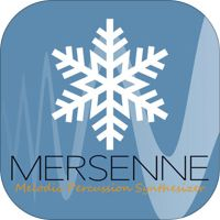 Mersenne - Melodic Percussion Synthesizer por iceWorks, Inc.
