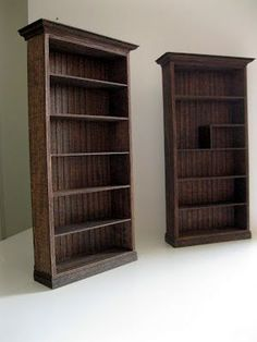 Wonderful tips on building bookcases and woodwork in general, great for beginners and great for those who like life easier.