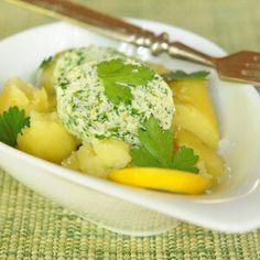 22 izgalmas krumpliköret a vasárnapi sült mellé | Nosalty Polenta, Potato Salad, Potatoes, Ethnic Recipes, Food, Potato, Essen, Meals, Yemek