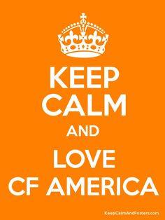 Keep Calm !!!  #CfAmerica