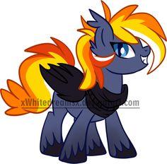 Bat pony