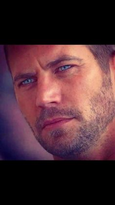 Paul's stunning eyes!