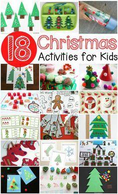 18 Christmas busy ba