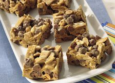 cereal s'mores bars...