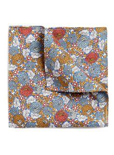Floral Pocket Square ($12.00) - Svpply