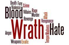 Wrath | Flickr - Photo Sharing! A Level Textiles, 7 Deadly Sins, Vampires, Revenge, Rage, Death, Vampire Books, Vampire Bat