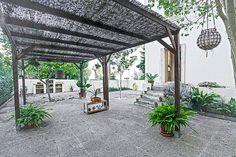 Fin bostad med stor terrass i Cas Catala