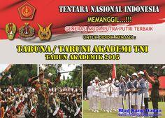 Penerimaan Taruna/Taruni Akademi TNI 2015