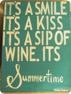 Summertime <3 love kenny chesney