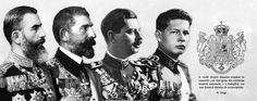 Kings of Romania Michael I Of Romania, Romanian Royal Family, Ferdinand, Queen Victoria, Eastern Europe, My King, World History, World Cultures, The Past