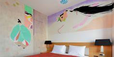 Artist in Hotel -no.27 [The Tale of Genji] Takushi Mizuno