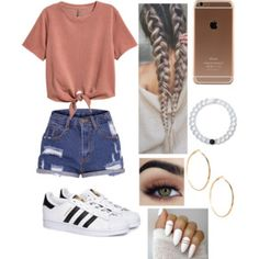 Cute Outfit For Summer☀️