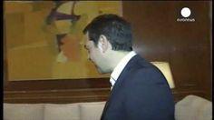 Grecia: Tsipras presentará hoy las reformas a sus socios europeos para lograr el tercer rescate