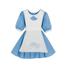 Disney Parks Authentic Alice in Wonderland Costume | Disney Store