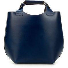 Leather Shopper ... zara