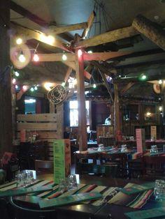 Cantina west ravintola