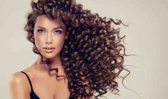Natural curly hair, how to get defined and splen curls-Capelli ricci naturali, come ottenere ricci definiti e splendenti! Long Curly Hair, Wavy Hair, Curly Hair Styles, Natural Hair Styles, Shiny Hair, Travel Hairstyles, Wig Hairstyles, Brown Hairstyles, Curly Haircuts