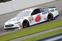 Starting lineup for Axalta 'We Paint Winners' 400:   Friday, June 3, 2016  -   Trevor Bayne will start 24th in the No. 6 Roush Fenway Racing Ford.   -    Crew Chief: Matt Puccia	-   Spotter: Roman Pemberton