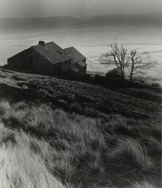 Bill Brandt - Top Withens, West Riding, Yorkshire (1945)