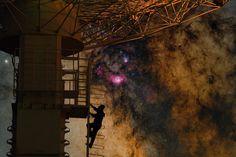 Des clichés hypnotisant de galaxies éloignées en tête du concours du photographe astronomique de l'année