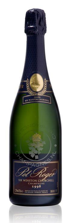 Pol Roger Sir Winston Churchill Champagne Bestellen - Champagnes.nl
