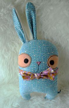 Happy Spring Easter Bun #handmadedoll #doll