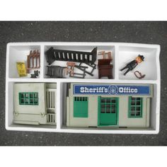 Playmobil 3786 Sheriff S Office 3773 Fort Bravo Extras Pinterest Forts And