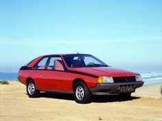 Renault Fuego (1980 - 1986).