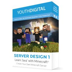 Server Design 1: Learn to Code with Minecraft