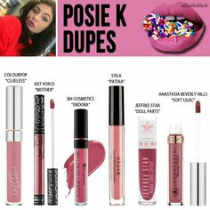 do you want more dupes my lovelies? ♡