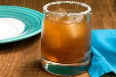 Michelada: A Mexican-style beer cocktail with lime juice, hot sauce, and Worcestershire sauce.