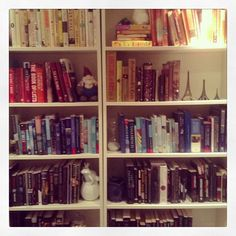 #bookshelfporn