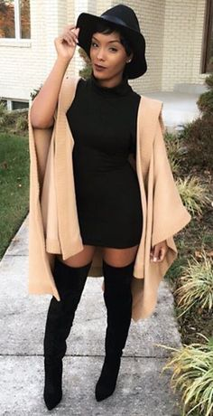 Thigh High Boots // Fashion Look by jmaybelline_ | ******* Summer ...