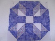 Alpine cross quilt block pattern with tutorial from Ludlow Quilt and Sew